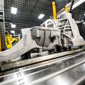 Gibbs Launches Major Program for Detroit-Based OEM
