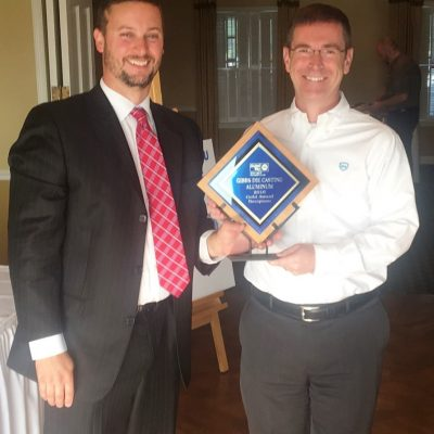 Gibbs lauded by United Way