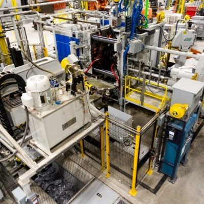 Gibbs Opens Another Die Casting Plant